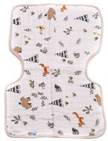 Infant Little Unicorn Cotton Muslin Burp Cloth