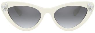 Miu Miu 0MU 01VS 1526556005 Sunglasses