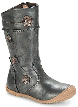 Citrouille et Compagnie JAMATIS girls's High Boots in Gold