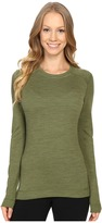 Smartwool NTS Mid 250 Crew Top Women's Long Sleeve Pullover