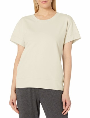 Yummie Women's Baby French Terry Boxy Tee