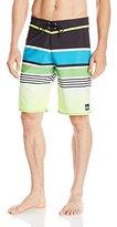 Quiksilver Men's Everyday Striped 21-Inch Boardshort