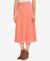 1 STATE 1.STATE Pleated Midi Skirt