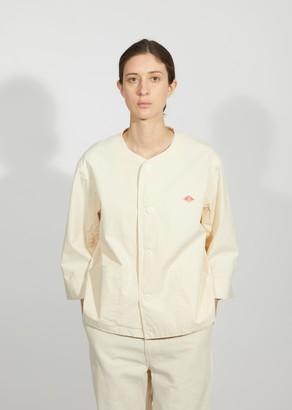 Danton Ladies Downproof Collarless Jacket