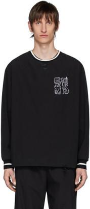 Kenzo Black Mermaids Sweatshirt
