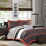 Nobrand No Brand Cody Bold Stripe Comforter Set