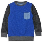 Sovereign Code Boys' Heather Colorblock Tee - Sizes 2T-7