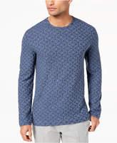 Tasso Elba Men's Medallion Sweater, Created for Macy's