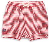 Ralph Lauren Childrenswear Striped Jersey Knit Shorts