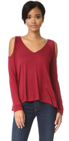 BB Dakota Jack by Bartemus Cold Shoulder Top