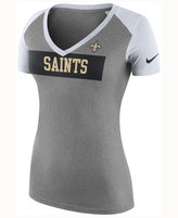 Nike Women's New Orleans Saints Tailgate Football T-Shirt