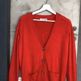 Sandro Red Cashmere Knitwear