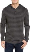 Travis Mathew Men's Stripe Pullover Hoodie