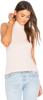 ATM Anthony Thomas Melillo Sleeveless Mock Neck Top