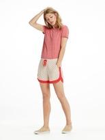 Scotch & Soda Pyjama Inspired Shorts