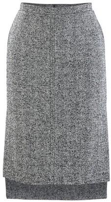 N°21 Wool-blend skirt