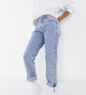 Tommy Jeans ultra high rise straight in light wash