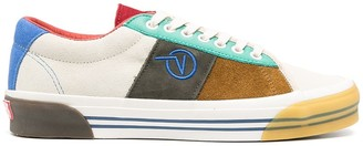 Vans Colour Stripe Suede Trainers