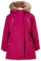 John Lewis Girls' Parka Coat