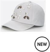 Very Girls Embellished Cap