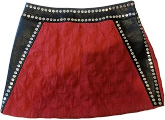 Alyx Red Polyester Skirts