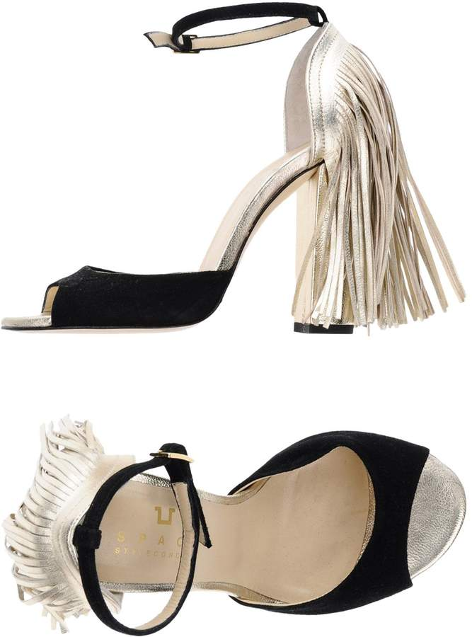Space Style Concept Sandals - Item 11228359IV