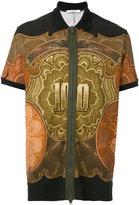 Givenchy printed shirt - men - Cotton - XXS