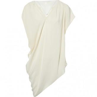 Thakoon Ecru Silk Tops