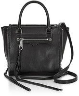 Rebecca Minkoff Side Zip Bag Mini Regan Tote