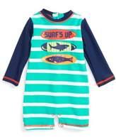 Hatley Infant Boy's Surfboards One-Piece Rashguard Swimsuit