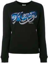 Kenzo Lyrics sweatshirt - women - Cotton - XS