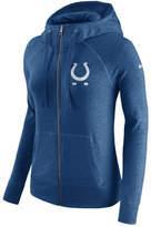 Nike Women's Indianapolis Colts Gym Vintage Full-Zip Hoodie