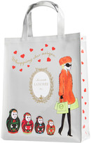 LADUREE Russian Doll Shopping Bag - Large