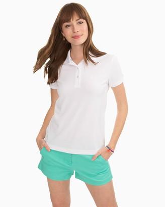 Southern Tide Jackee Performance Polo Shirt