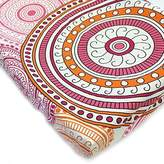 One Grace Place Sophia Lolita Changing Pad Cover, Pink/Orange/White by
