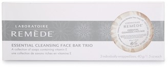 Bliss Remede Essential Cleansing Face Bar Trio