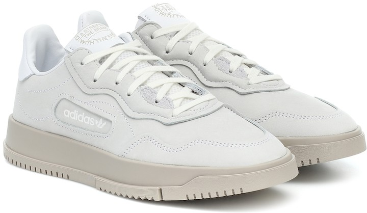 adidas SC Premiere suede sneakers