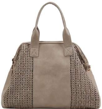 Handbag Republic Woven Hobo Bag
