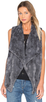 BB Dakota Jack By Cordova Faux Fur Vest