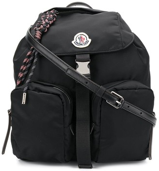 Moncler Zipped Pockets Backpack
