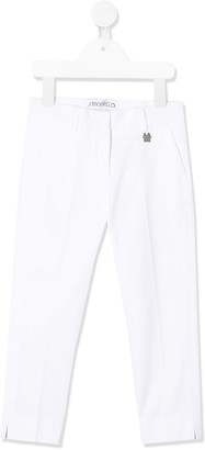 Simonetta Straight Fit Tailored Pants