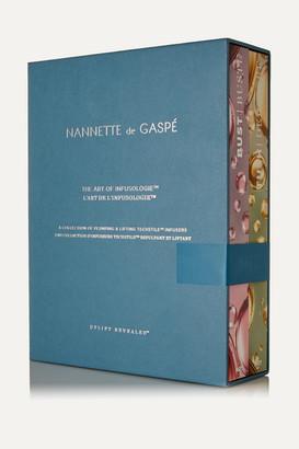 Nannette De Gaspé de Gaspe - Plumping & Lifting Techstile Bust And Tush Masque Set - Colorless