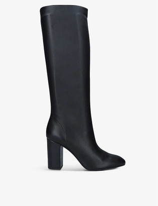 Aquazzura Boogie knee-high leather boots