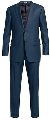 Emporio Armani G Line Wool Suit
