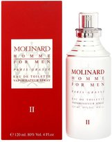 Molinard 1849 Homme II Eau De Toilette Spray 120ml
