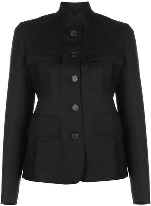 Nili Lotan Cambre cargo-pocket jacket