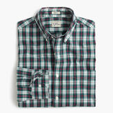 Secret Wash Shirt In Multicolor Tartan