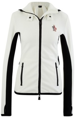 MONCLER GRENOBLE Zipped cardigan