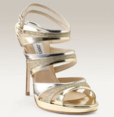'Buzz' Caged Sandal