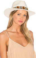 Ale By Alessandra Andarra Hat in Cream.